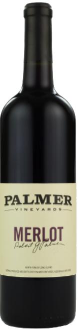 Palmer Vineyards Merlot 2013