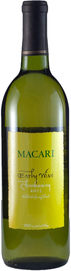 Macari Early Chardonnay 2015