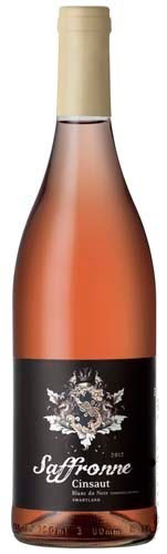 Antebellum Saffronne Blanc de Noir Cinsaut Rosé 2015