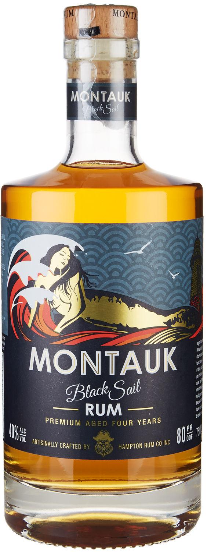 Hampton Rum Company Montauk Black Sail Rum