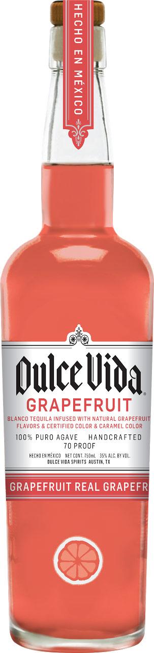 Dulce Vida Grapefruit Tequila