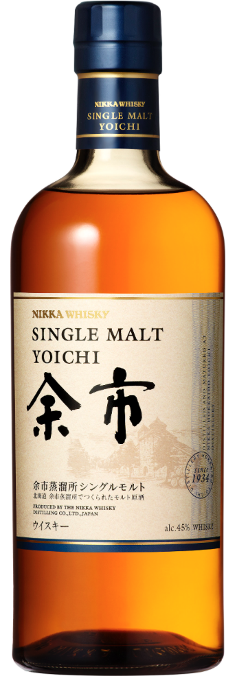 Nikka Yoichi Single Malt Whisky NV