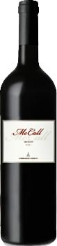 McCall Wines Merlot 2010