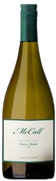 McCall Wines Nicola's Cuvee Sauvignon Blanc 2015