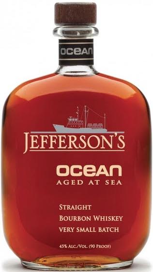 Jefferson's Ocean: Aged At Sea Bourbon