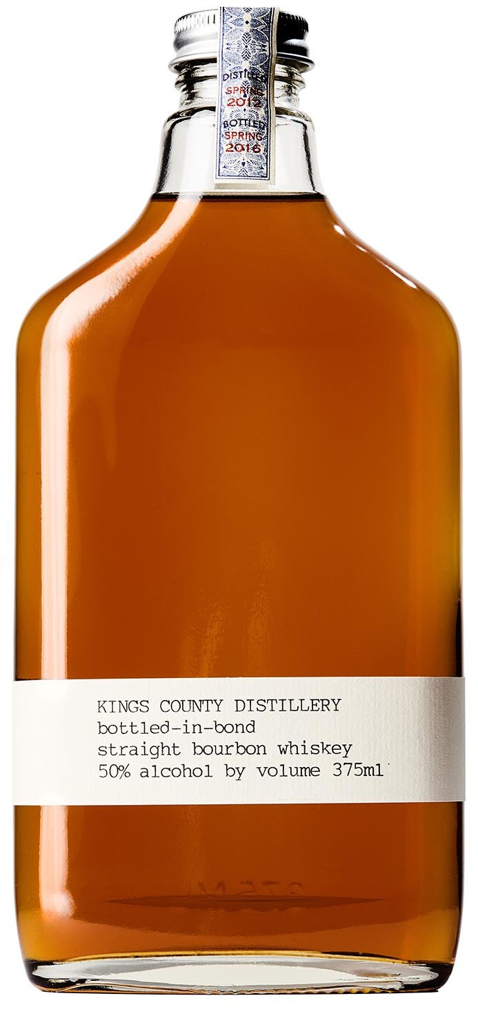 3a581cbc2 Kings County Distillery Bottled-in-Bond Bourbon 4 year old   Liquor Depot   Edmonton