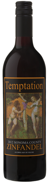 Alexander Valley Vineyards Temptation Zinfandel 2012