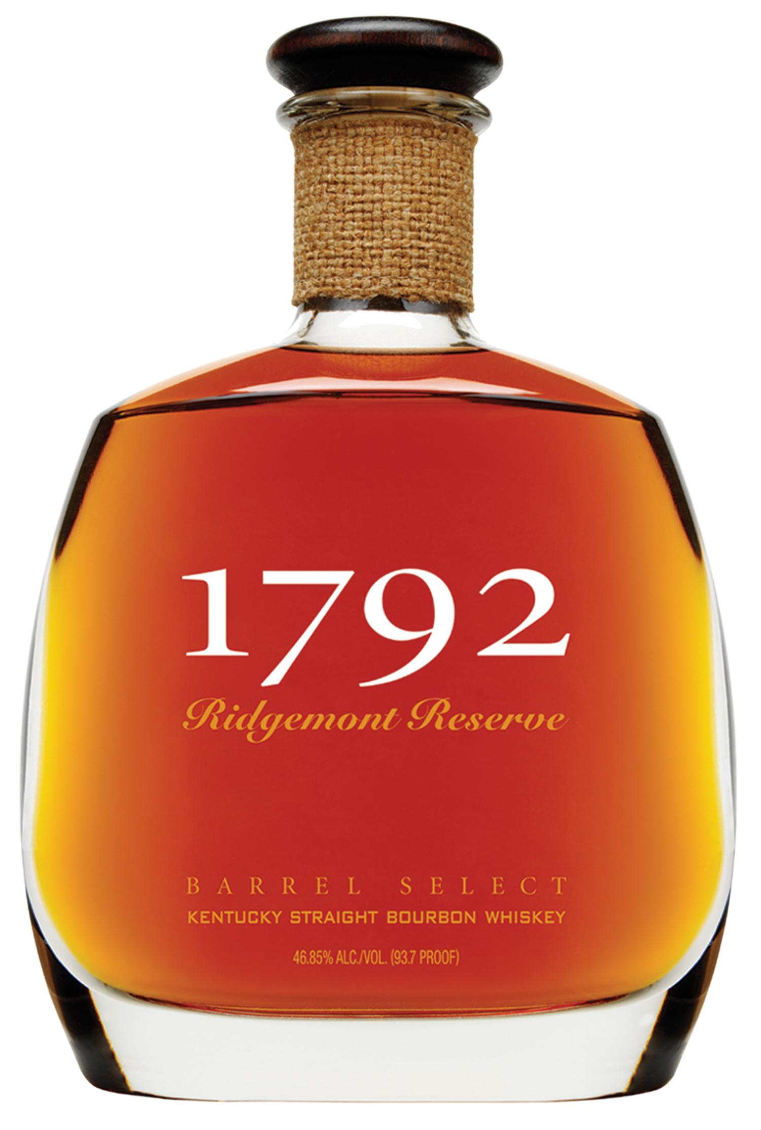 1792 Ridgemont Reserve Small Batch Bourbon 8 year old : Liquor Depot;  Edmonton