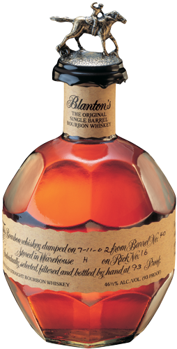 Blanton's Original Single Barrel Bourbon Whiskey
