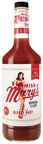 Miss Mary's Bold Bloody Mary Mix