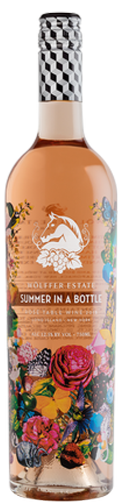 Wolffer Summer in a Bottle Rosé VNS