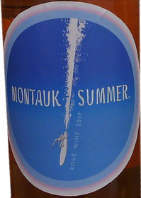 Montauk Wine Company Summer Rose 2017