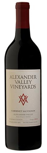 Alexander Valley Vineyards Estate Cabernet Sauvignon 2016