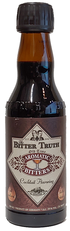Bitter Truth Aromatic Bitters