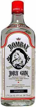 Bombay Distilled London Dry Gin