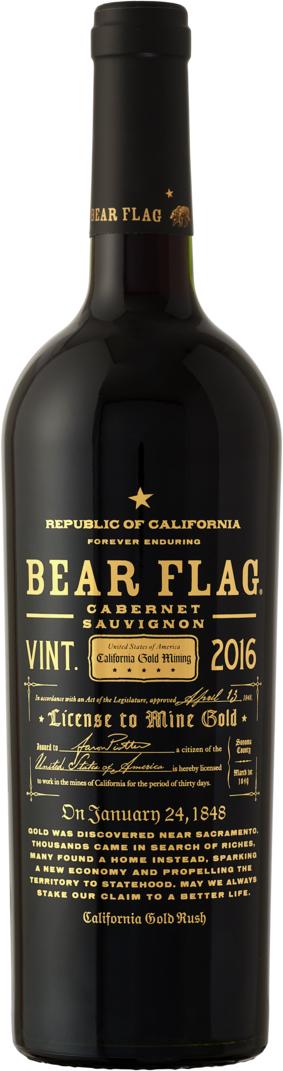 Bear Flag Cabernet Sauvignon 2016