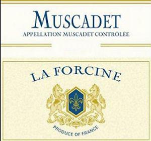 Auguste Bonhomme La Forcine Muscadet 2017