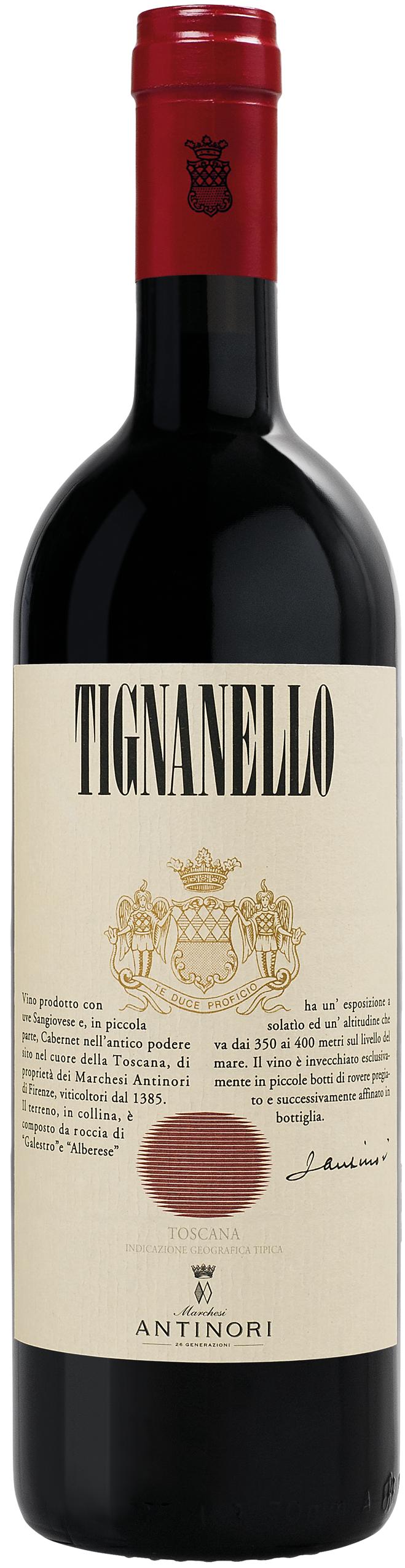 Antinori Tignanello 2016
