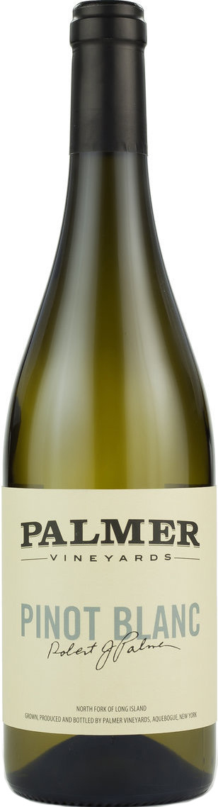 Palmer Vineyards Pinot Blanc 2018