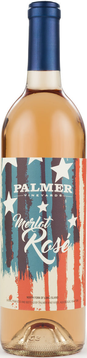 Palmer Vineyards Merlot Rosé 2017