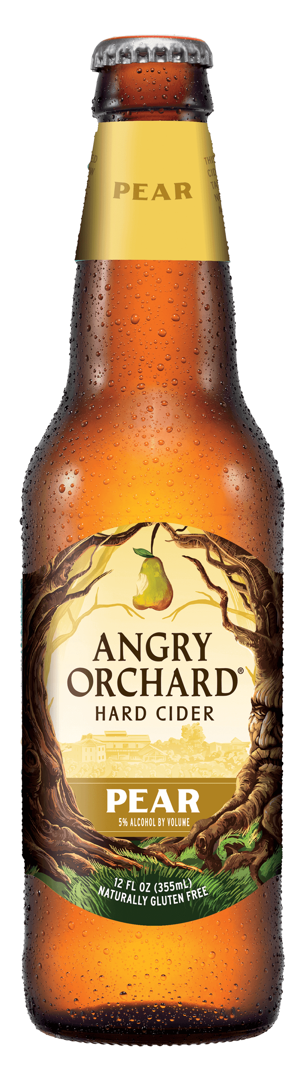 Angry Orchard Pear Hard Cider