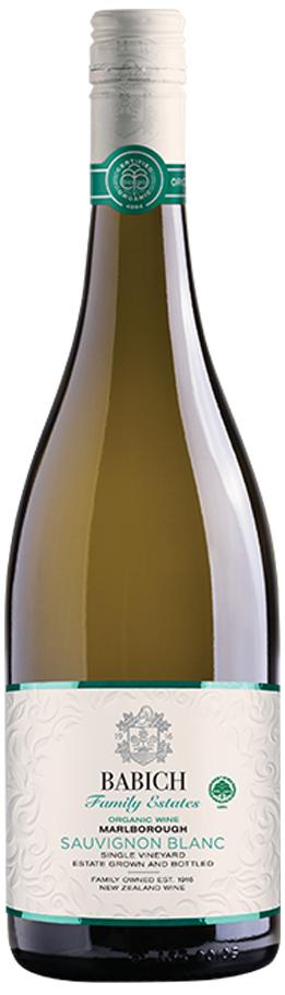Babich Headwaters Organic Block Sauvignon Blanc 2017