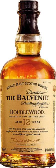 Balvenie DoubleWood Single Malt Scotch Whisky 12 year old