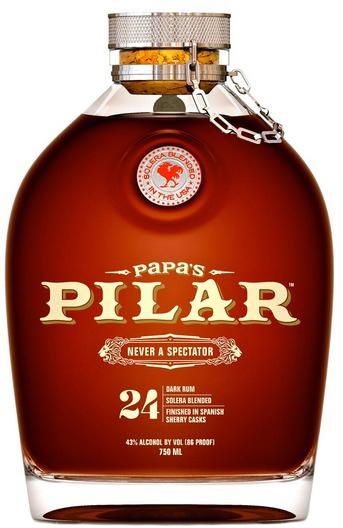 Papa's Pilar Dark 24 Rum
