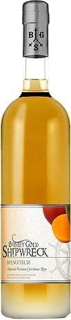 Brinley Gold Shipwreck Mango Rum