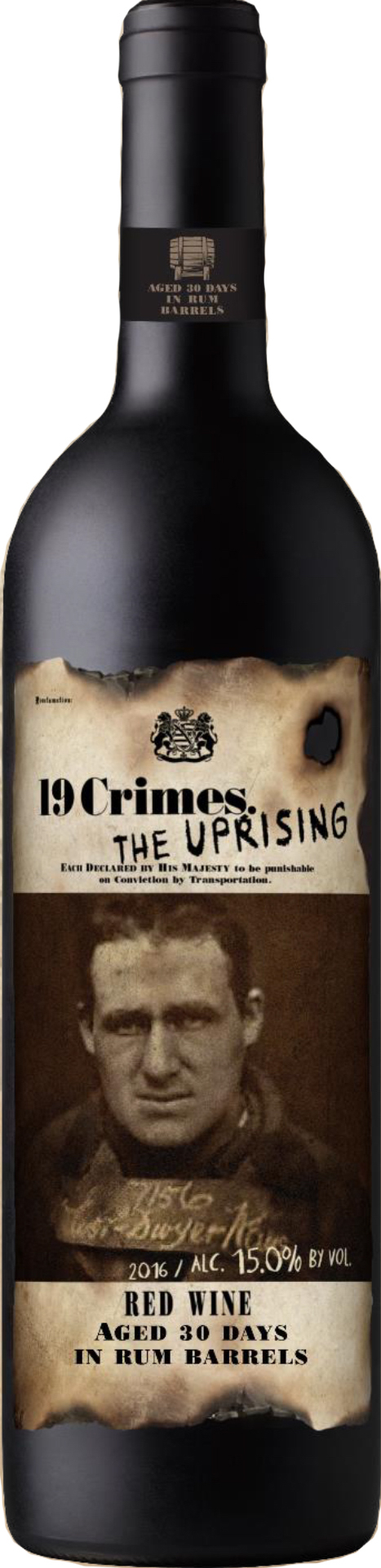 19 Crimes The Uprising 2016