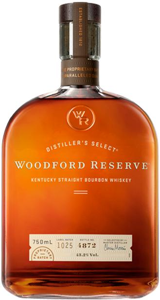 Woodford Reserve Distiller's Select Kentucky Straight Bourbon Whiskey