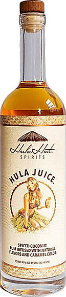 Hula Hut Spirits Hula Juice