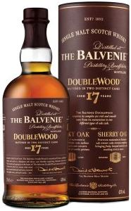 Balvenie DoubleWood Single Malt Scotch Whisky 17 year old