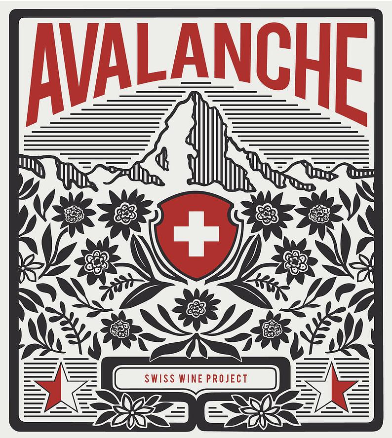 Avalanche Swiss Wine Project Pinot Noir 2018