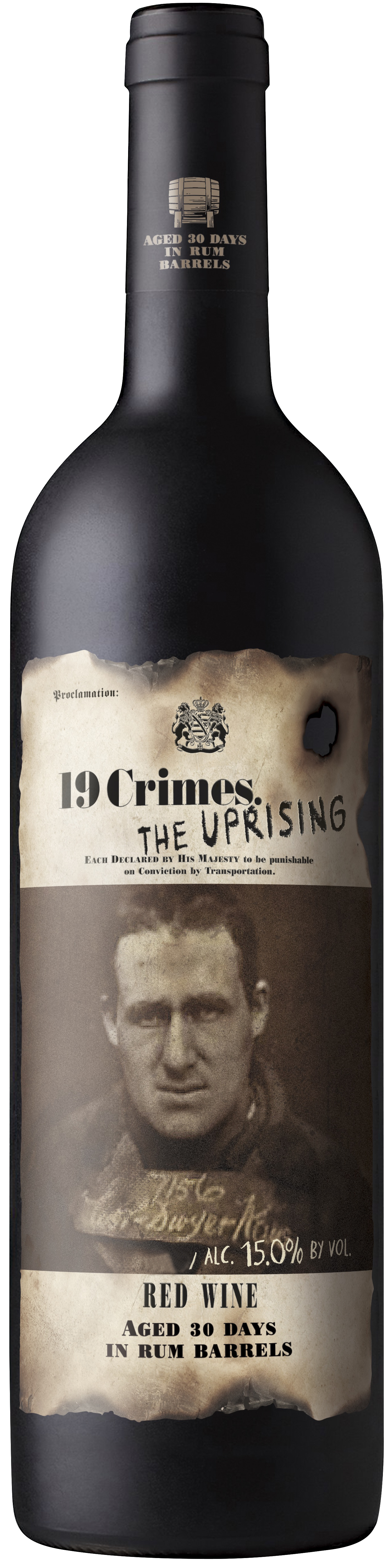 19 Crimes The Uprising 2020