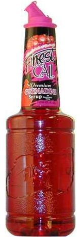 Finest Call Grenadine Syrup