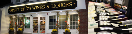 Spirit of '76 Wines & Liquors