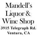 Mandell's Wine Shop Online