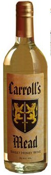 Carroll's Mead Sweet Honey Wine