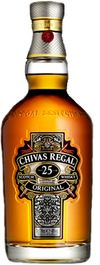 Chivas Regal Blended Scotch Whisky 25 year old