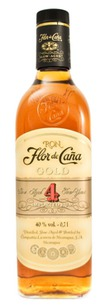 Flor de Cana Gold 4 year old