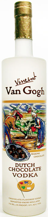 Vincent Van Gogh Dutch Chocolate Vodka