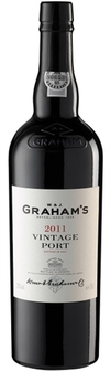 W&J Graham's Vintage Port 2011