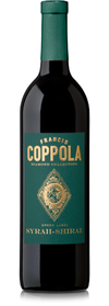 Francis Ford Coppola Diamond Series Green Label Syrah Shiraz 2015
