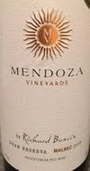 Mendoza Vineyards Gran Reserva Malbec 2013