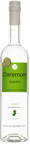 Claremont Distillery Vodka