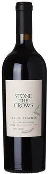 Stone The Crows Fallen Feather Three Twins Vineyard Cabernet Sauvignon 2014