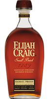 Elijah Craig Barrel Proof B517 Kentucky Straight Bourbon Whiskey 2017