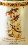 Wagonhouse Winery Three Boys Brand Autumn Goddess