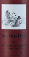 Herb Lamb Two Old Dogs Cabernet Sauvignon 2013